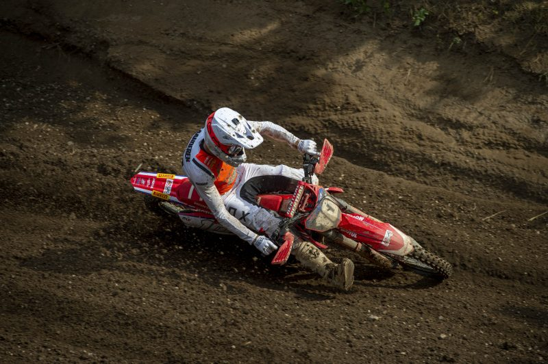 Fourth place and fastest lap for Vlaanderen in Czech Qualifier