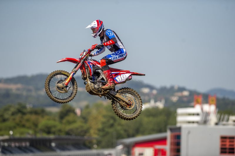 Fifth overall for Vlaanderen at the MXGP of Italy