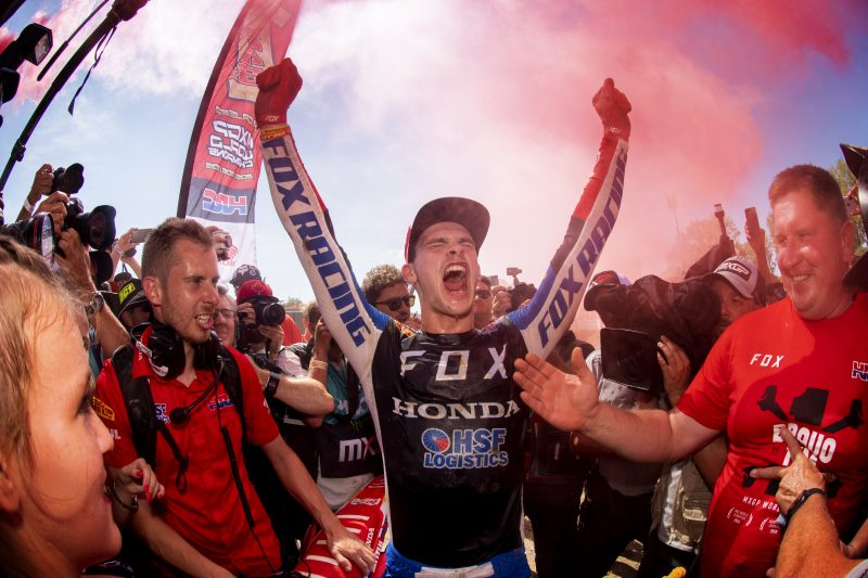 VIDEO – Gajser – Determined to Succeed