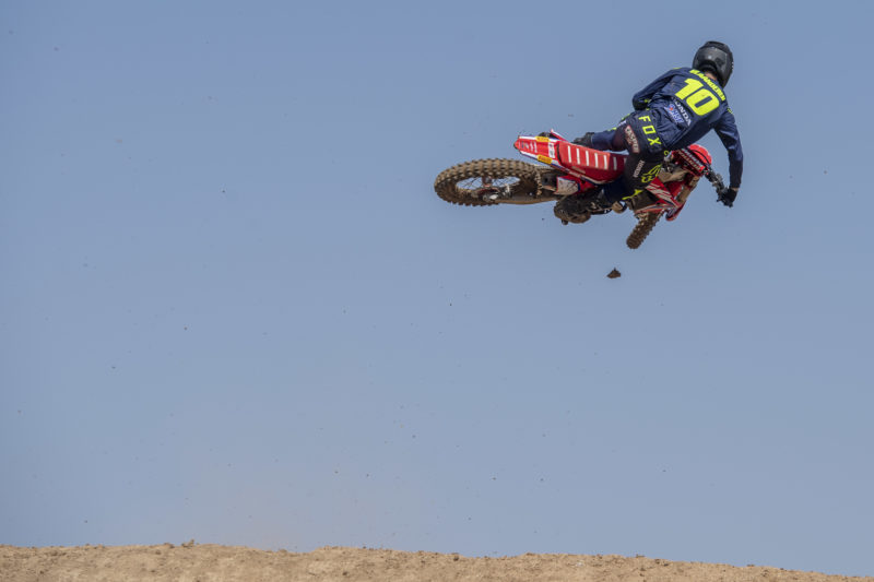 Qualification sixth for Vlaanderen at the MXGP of Turkey