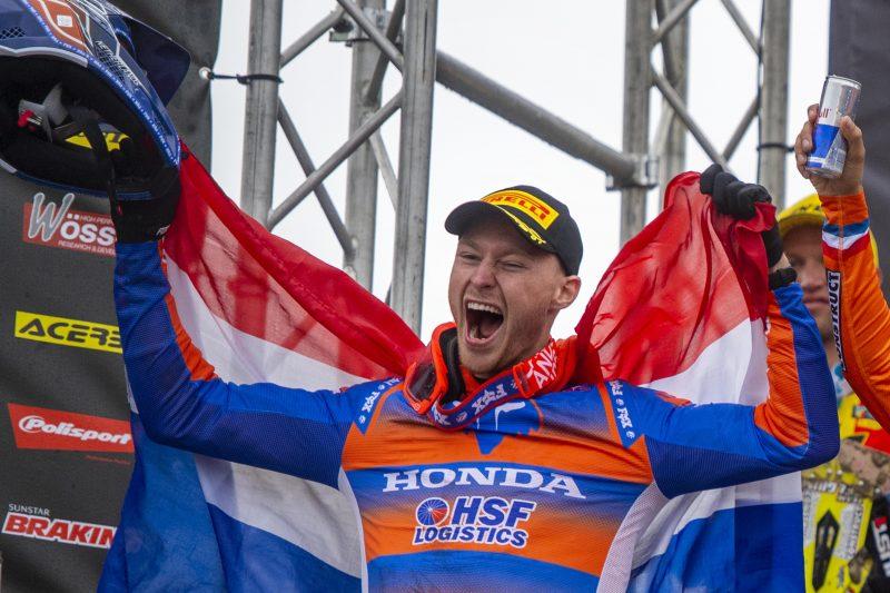 Vlaanderen helps Dutch win MXoN, while Gajser is victorious in MXGP class
