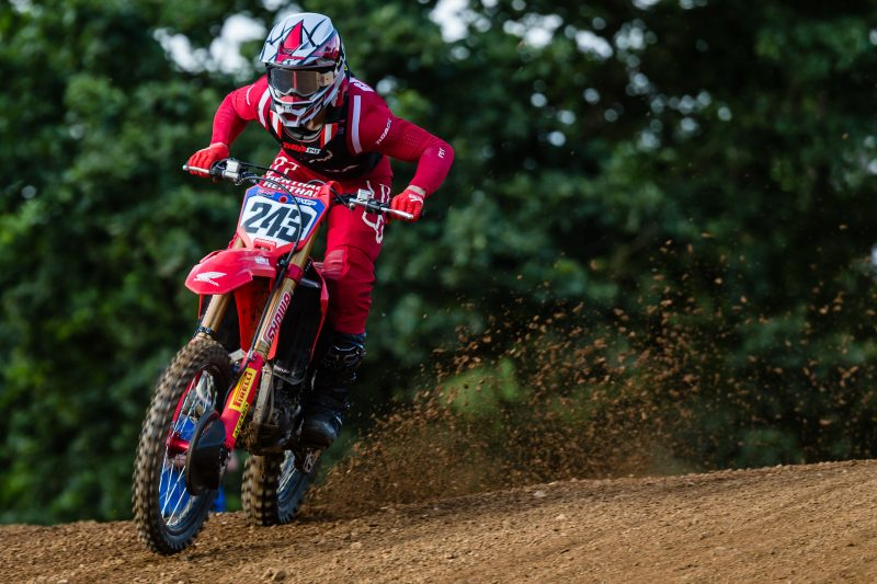 Gajser wins as motocross returns to Slovenia