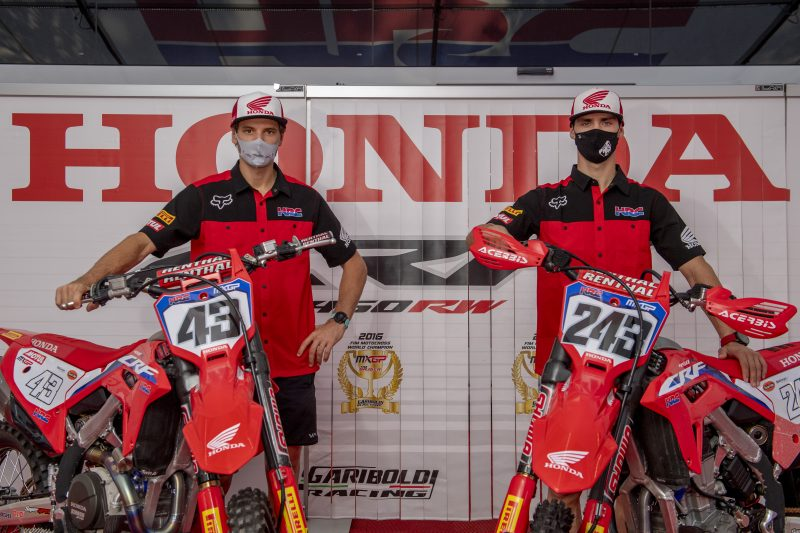 Team HRC's confidence levels rising for Mantova triple header