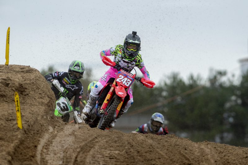 Gajser leads the way into Trentino triple-header finale