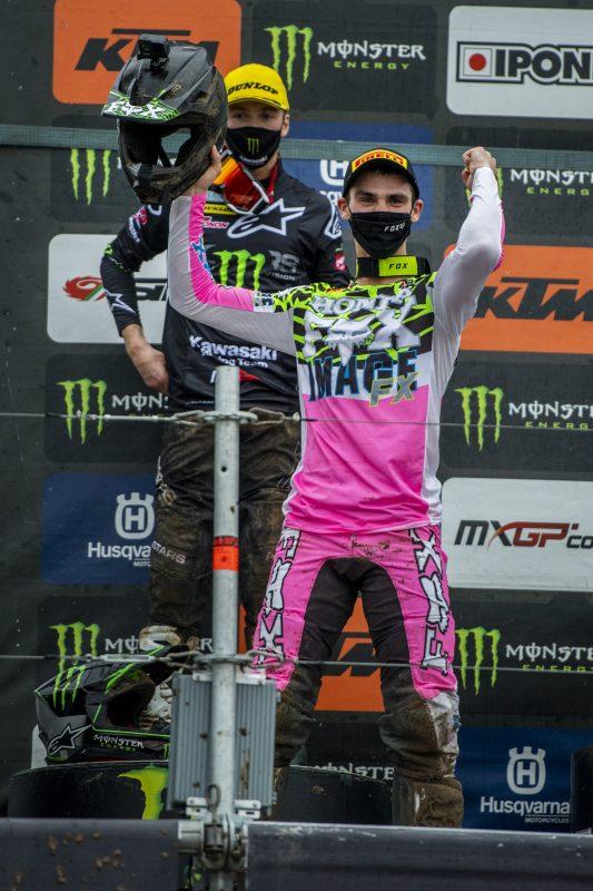 NEWS FLASH: Tim Gajser wins 2020 MXGP World Championship