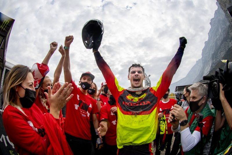 VIDEO – Tim Gajser – 2020 MXGP World Champion
