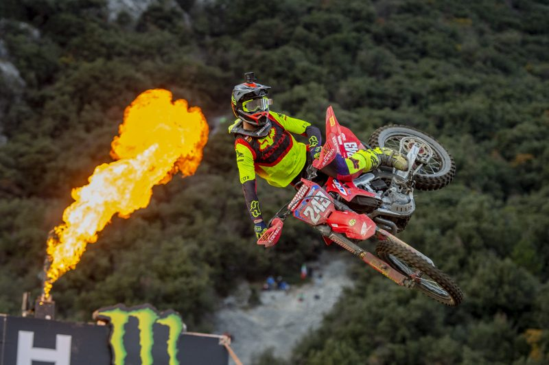 Gajser finishes title-winning season with Garda-Trentino victory