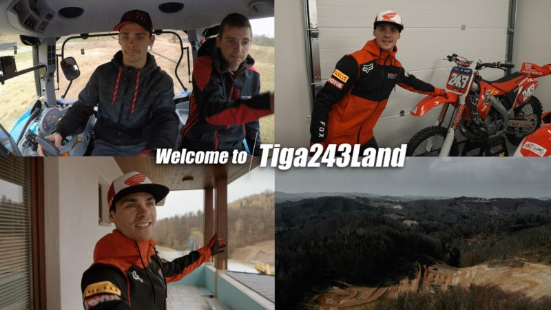 VIDEO – Welcome to Tiga243land