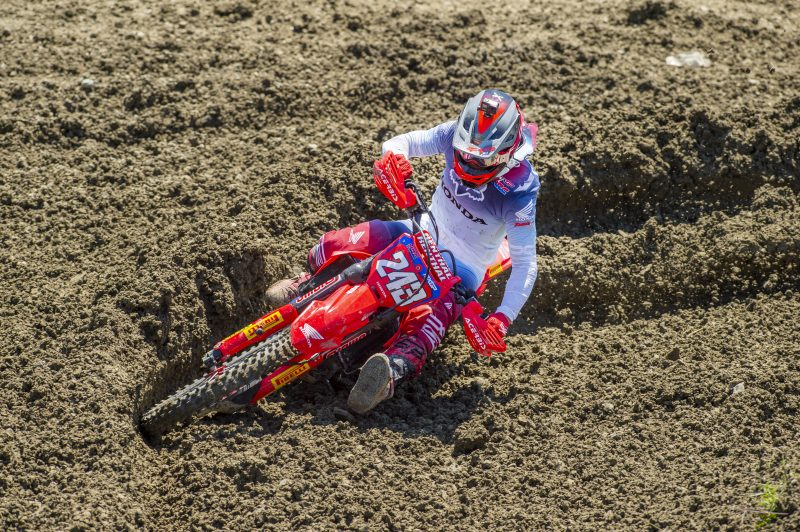 VIDEO – Tim Gajser's Incredible Second Moto Charge