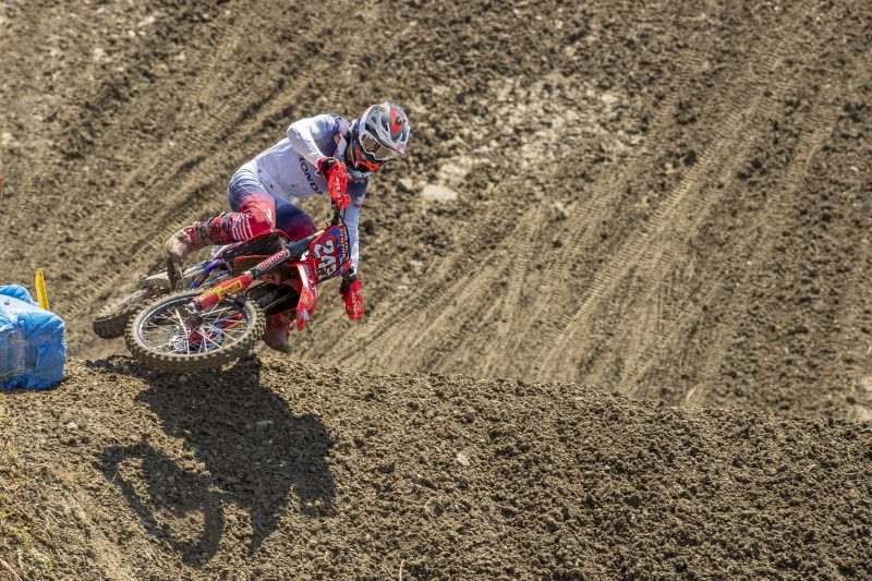 Red-Plated Gajser heads to Matterley Basin – His Favourite Circuit