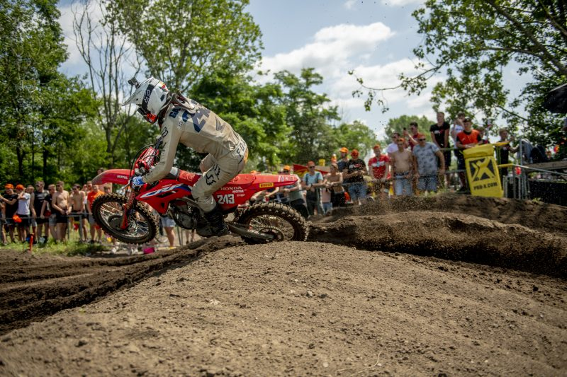 Loket beckons Team HRC for fifth round of the championship
