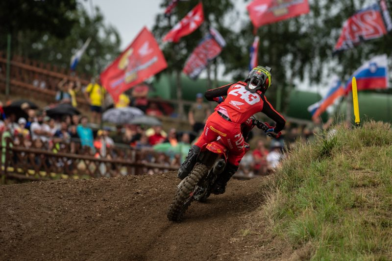 Toughest track in the world welcomes Team HRC